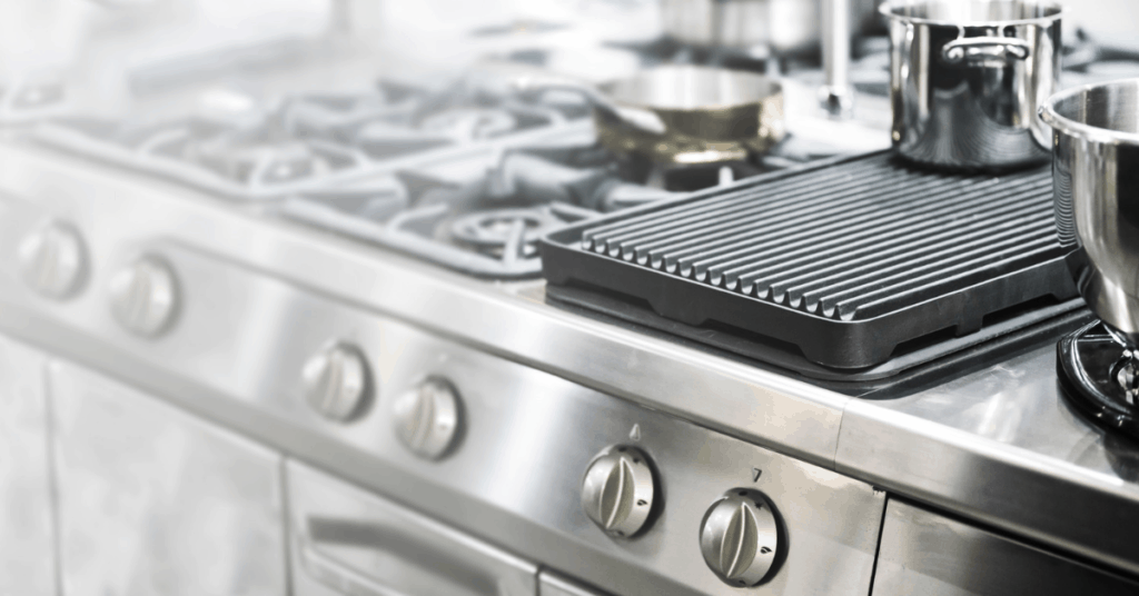 Commercial Kitchen Cleaning and Oven Cleans